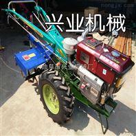 旋耕机12马力手扶拖拉机旋耕机果树施肥开沟机