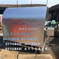 新一代炒货机多功能滚筒炒瓜子板栗电加热炒货机价格
