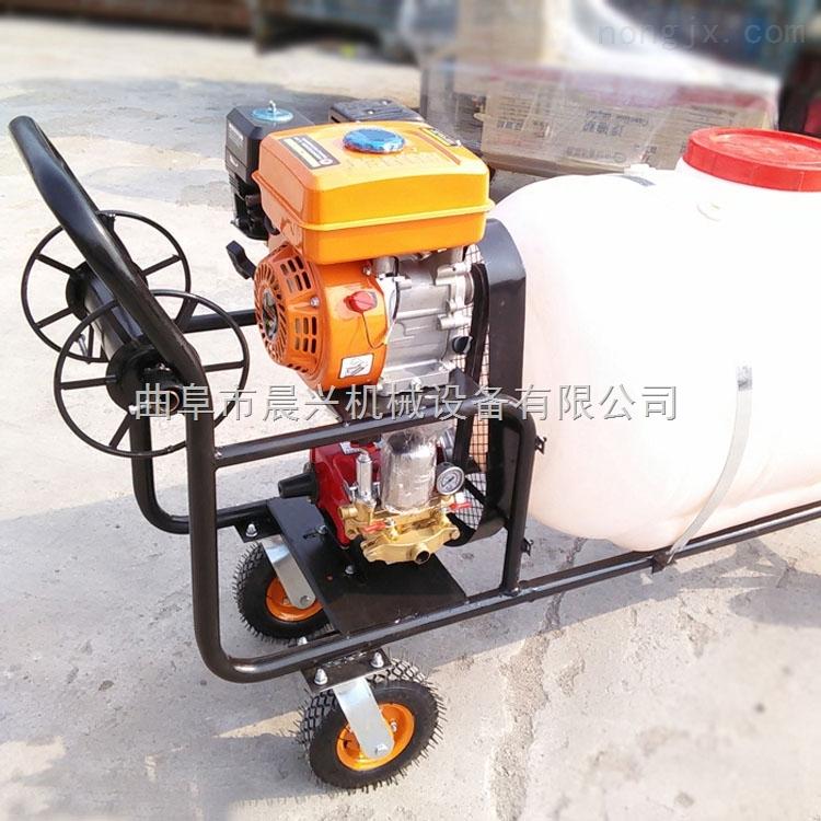 高压喷雾器 汽油自走式打药喷雾机除草剂喷雾器