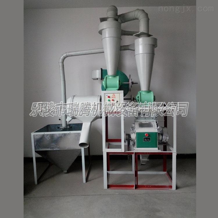电动面粉机 小麦磨粉机 面粉加工机械 小型面粉加工设备价格厂家销售