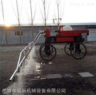 辰阳牌自走式四轮喷雾机,打药机,农药喷药一体机全自动打药车