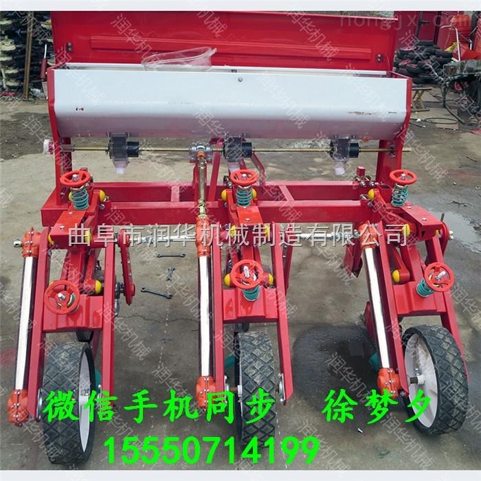 玉米免耕施肥播種機 多功能拖拉機玉米精播機供應