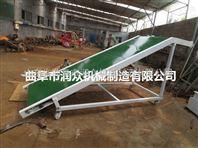 滚筒电机皮带输送机 装卸物料皮带输送机 带式输送机