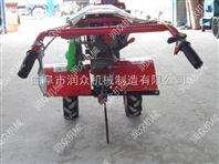 小型旋耕除草机 轻便松土机 大棚专用松土除草机