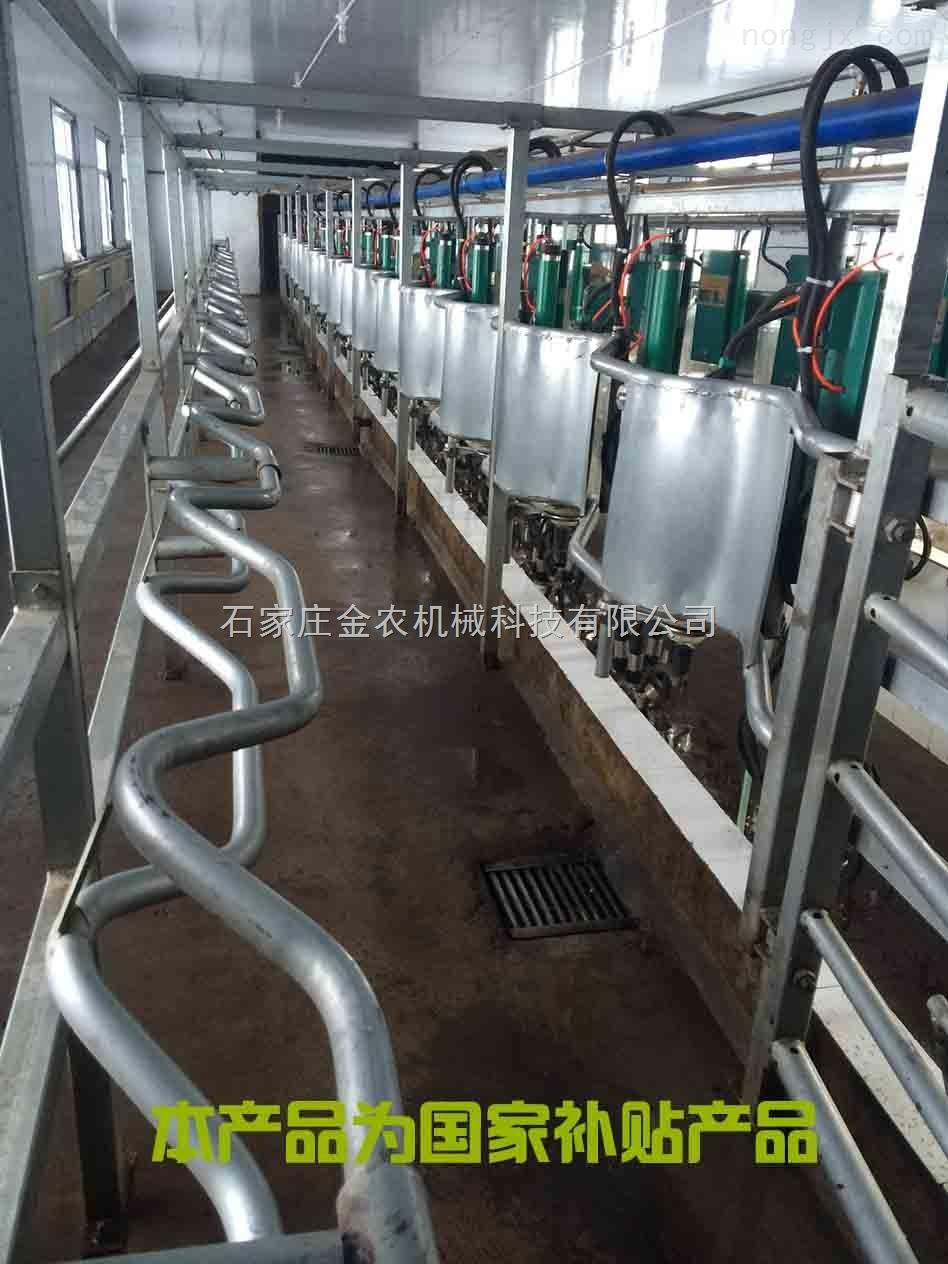 金农移动式挤奶机价格