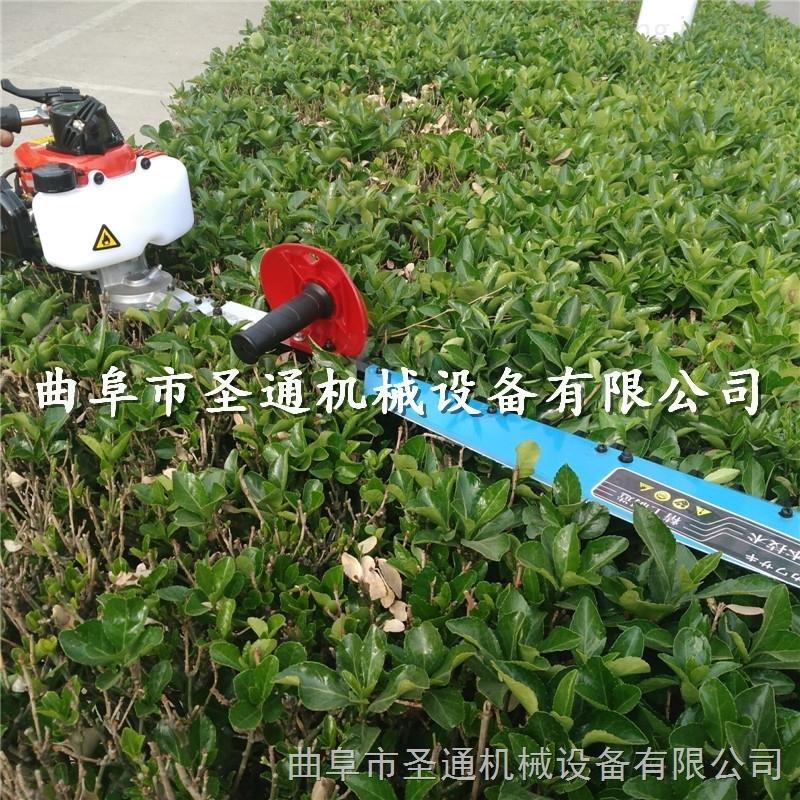 小型茶園修剪機 多功能單面綠籬機
