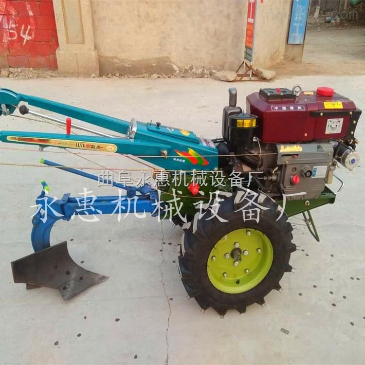 農用拖拉機手扶農用拖車,手扶拖拉機柴油旋耕機