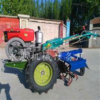 多功能柴油手扶拖拉机厂家电话 贵州热销水田旋耕机