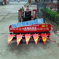 手推式水稻辣椒收割机 玉米水稻辣椒割晒机 农业收割机