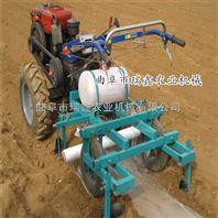 覆膜打药下滴管多功能农用机械 自动覆土覆膜机