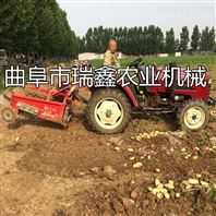 疯狂花生收割机 花生土豆收获机 红薯胡萝卜收获机