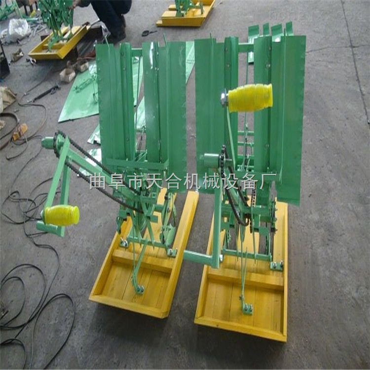 小型农用水稻插秧机 多功能水稻专用插秧机