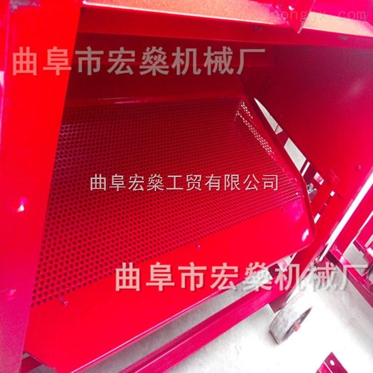 HS-新式小型稻谷脱粒机 全椒县电动谷子去壳机