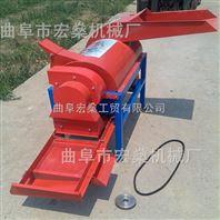 HS-528型谷穗脱壳机单相电小型稻谷脱壳机