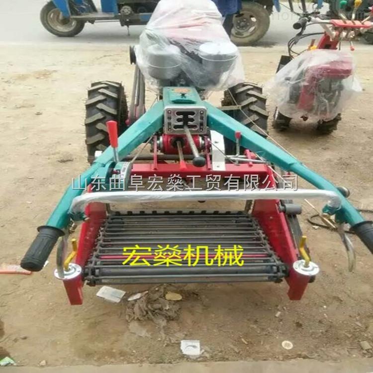 HS-农用薯类收货机 亚东县大田土豆收获机械必选