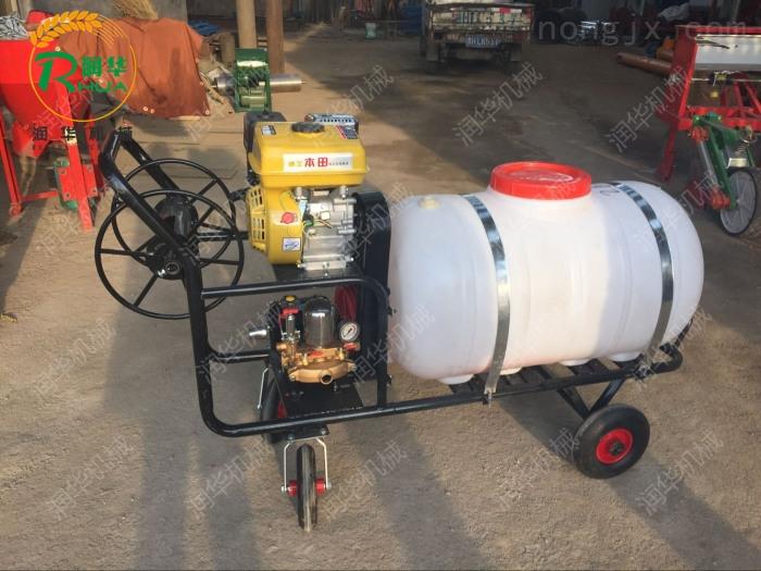 喷洒流量大喷雾器 高压26型标准泵喷雾器 汽油喷雾器j价格