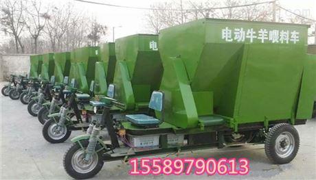 养殖撒料车型号 饲料撒料车厂家