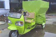 柴油动力撒料车规格 新款饲料撒料车