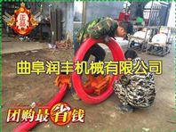 仓储吸粮机 软管抽粮吸粮机规格 抽粮泵