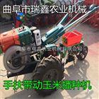 谷子播种机 蔬菜种子精播机 多功能汽油粮食播种机