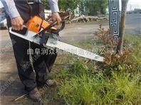 卧式速度快园林移苗机 汽油动力小型苗木挖树机