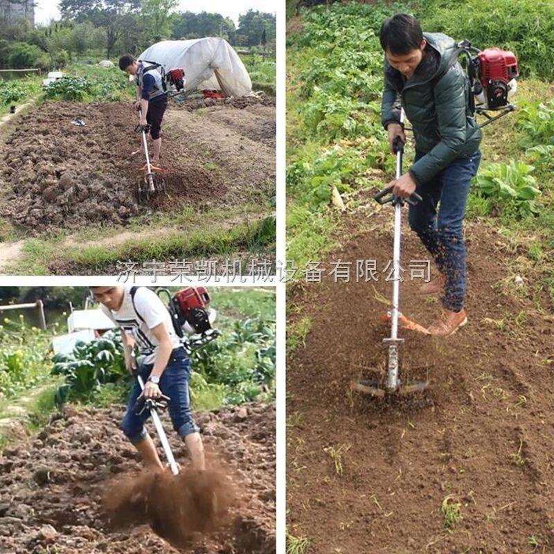 土豆花生地微信器除草機 園林丘陵背負式割草除草機