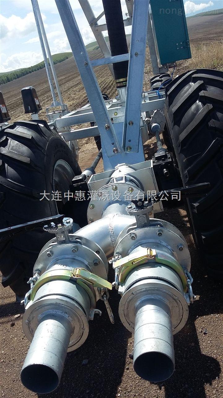 农用电动平移式喷灌机