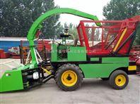 山东犇牛小型自走式青贮玉米收割机
