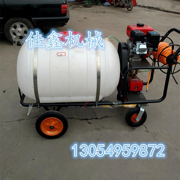 佳鑫背负式果园专用高压远程喷雾机 园林打药车厂家