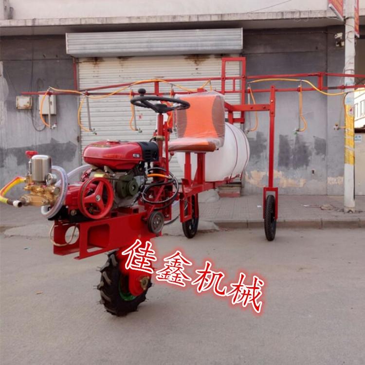 佳鑫自走式园林打药车 自走式手推式喷雾器厂家