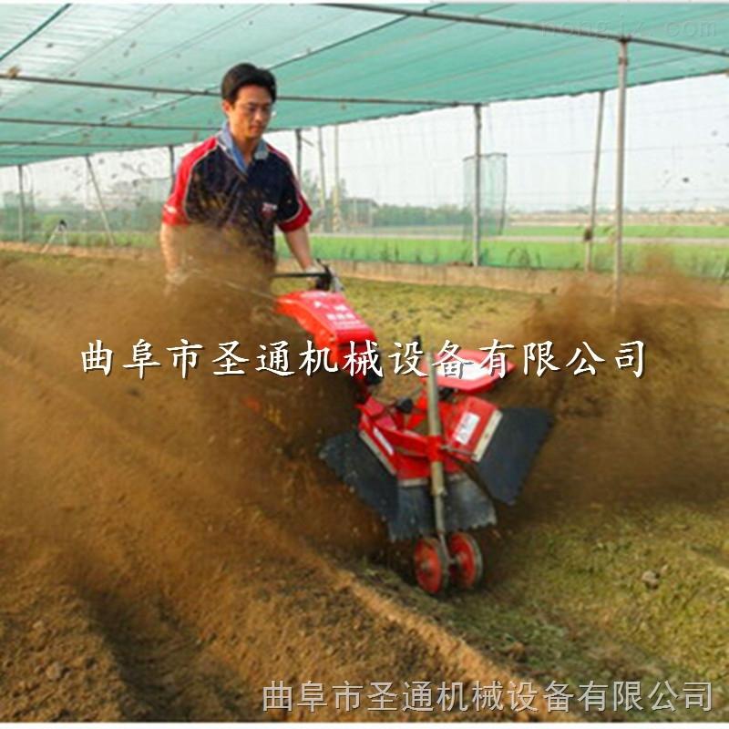 新式手扶中耕機 大蔥開溝培土機