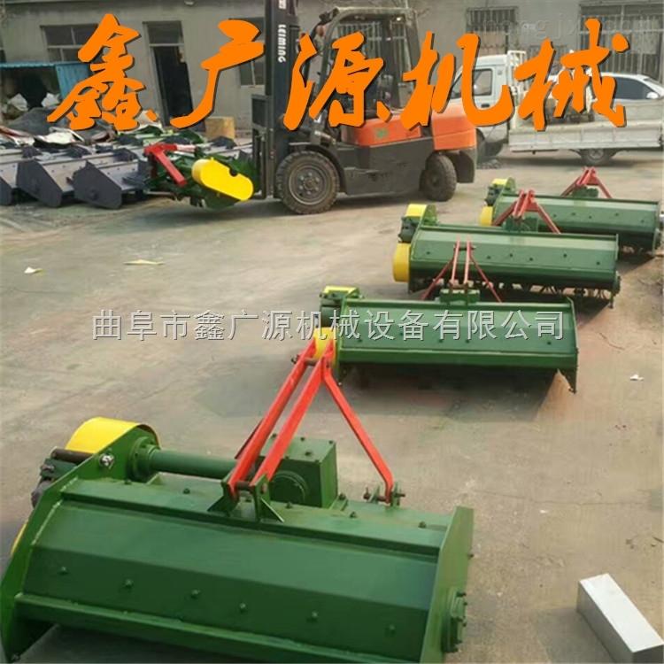 吉林玉米秸秆回收机 秸秆粉碎机 厂家直销秸秆粉碎还田机