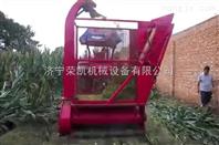 全株玉米秸秆收割回收机 青贮玉米高粱秸秆回收机