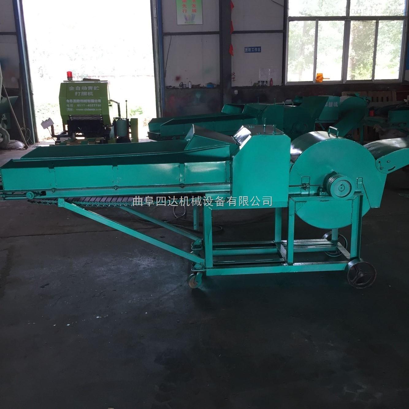 自动化秸秆揉搓机 牧草粉碎机