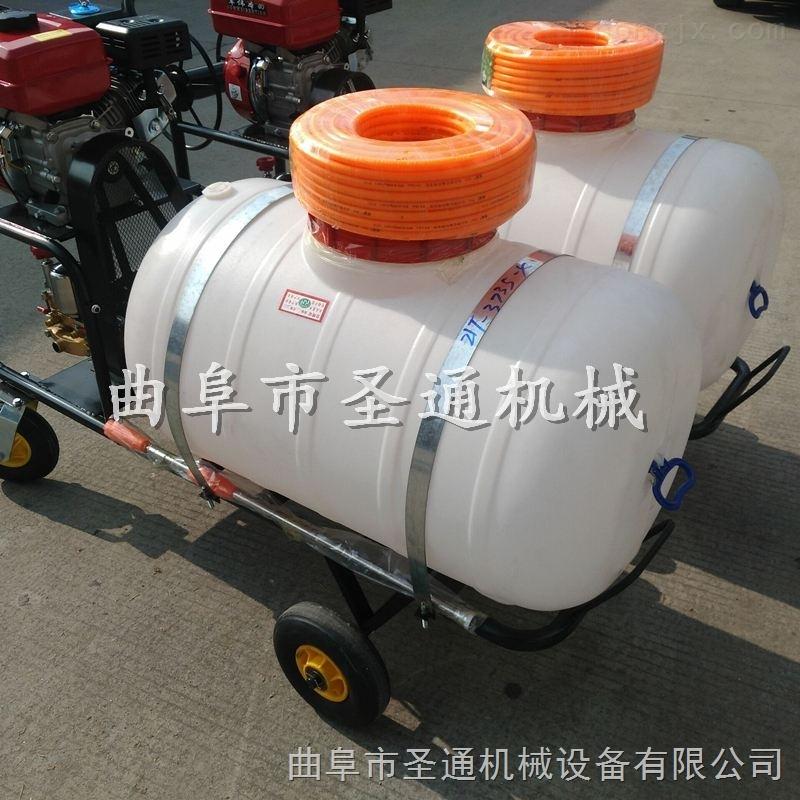 多功能手推式打药机 农林高效率杀虫喷雾机
