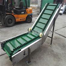 车载折叠式皮带输送机玉米小麦带式输送机水泥化肥输送机图片