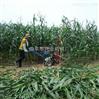 手扶拖拉机带玉米割倒机厂家苜蓿草收割机