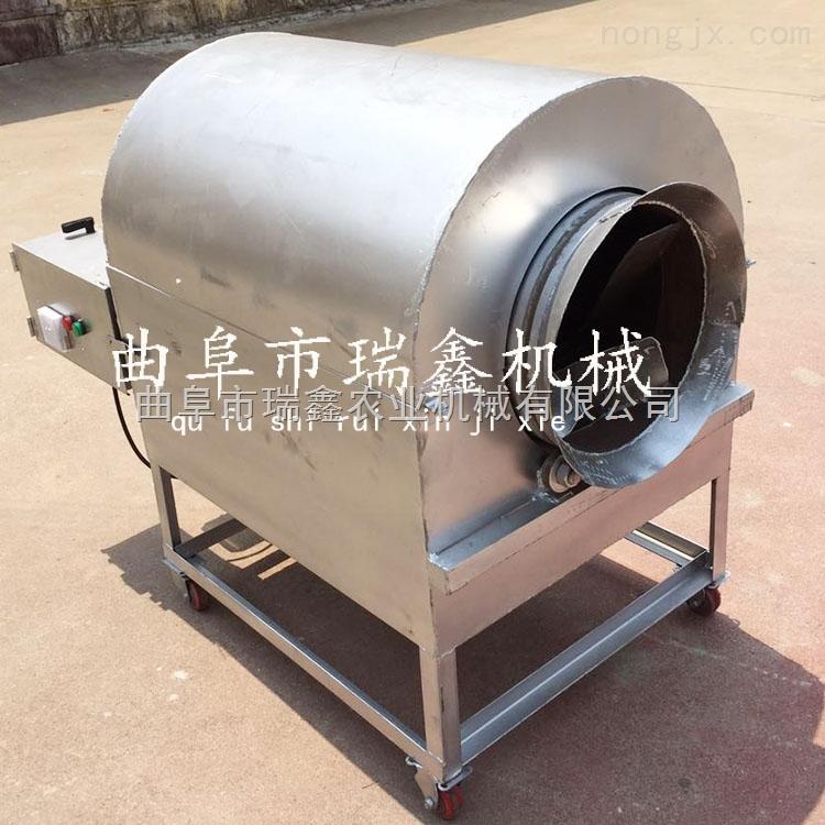 滚筒炒货机批发 板栗烘干机 不锈钢炒货机