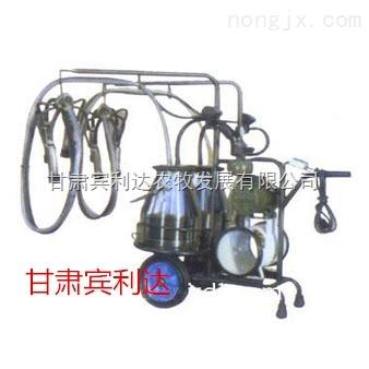 移动式挤奶机用途甘肃宾利达