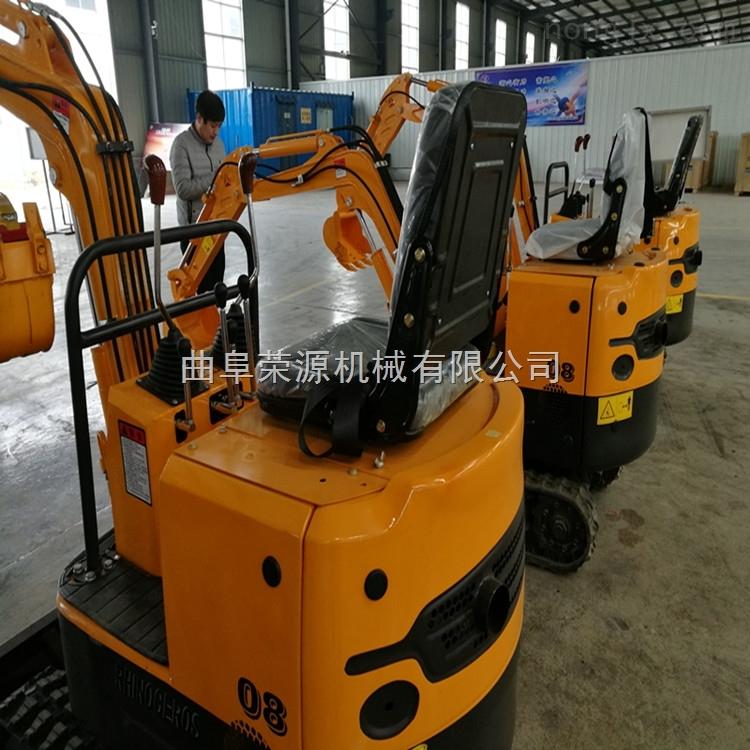 哪里有卖小型的液压挖掘机的 多功能的电动挖掘机价格
