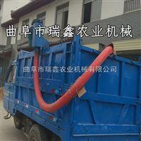 软管粮食输送机 粮食气力输送机 车载吸粮机