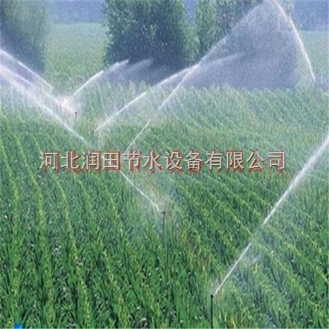 沧县金属摇臂喷头节水灌溉 河北大喷头无盲区灌溉
