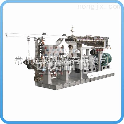 迷你颗粒饲料膨化机,鱼饲料专用膨化机,厂家直供饲料机械