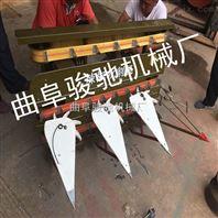玉米秸秆收获机水稻割晒机 艾草收获机厂家