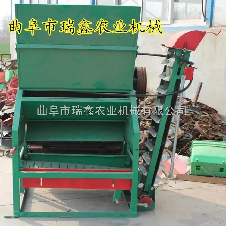 大型自动装袋花生收获机 干湿两用摘果机厂家 鲜花生采摘机