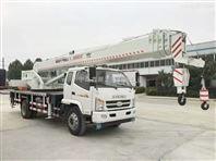 新款国五12吨吊 12吨汽车吊