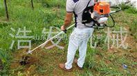 果园杂草割草机 背负式锄草机