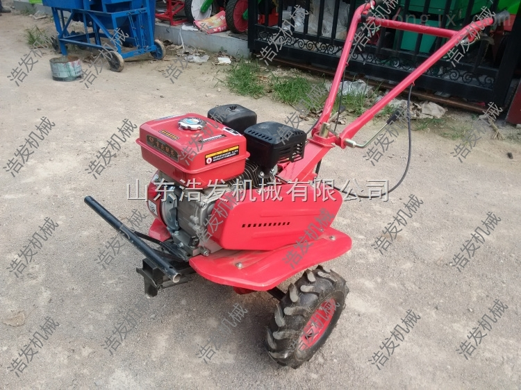 大型农用旋耕机 优质轮式开沟机 田间微耕机