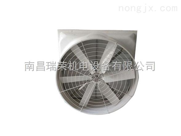 厂房通风降温使用负压风机效果好投资少