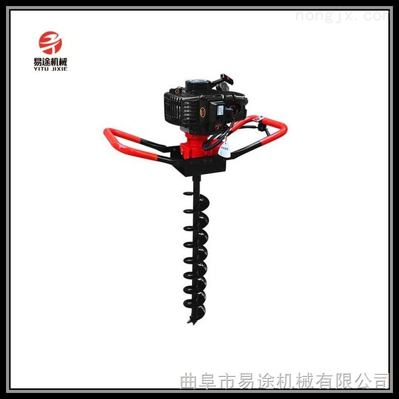 YT-W44-挖坑机价位 高强度打坑机 苹果树施肥机